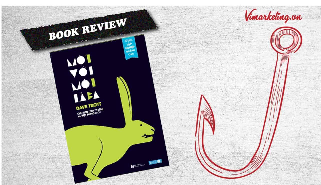Một Với Một Là Ba | Review sách sáng tạo của Dave Trott