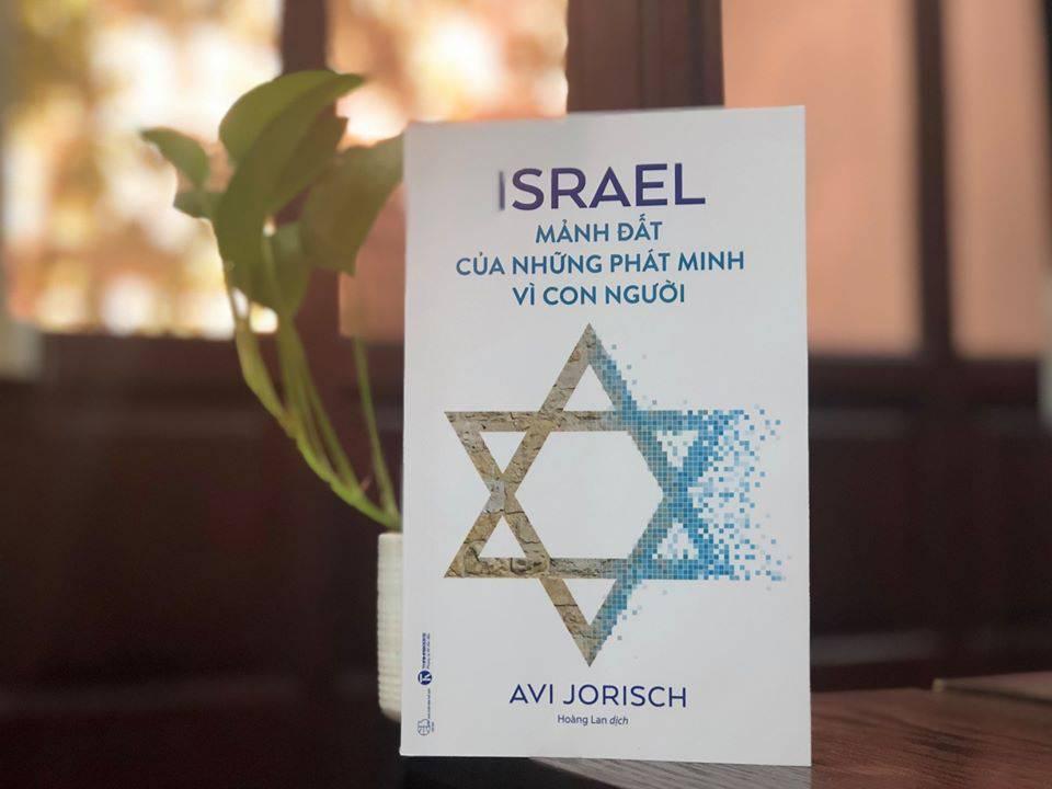 Review sách Israel mảnh đất của những phát minh vì con người
