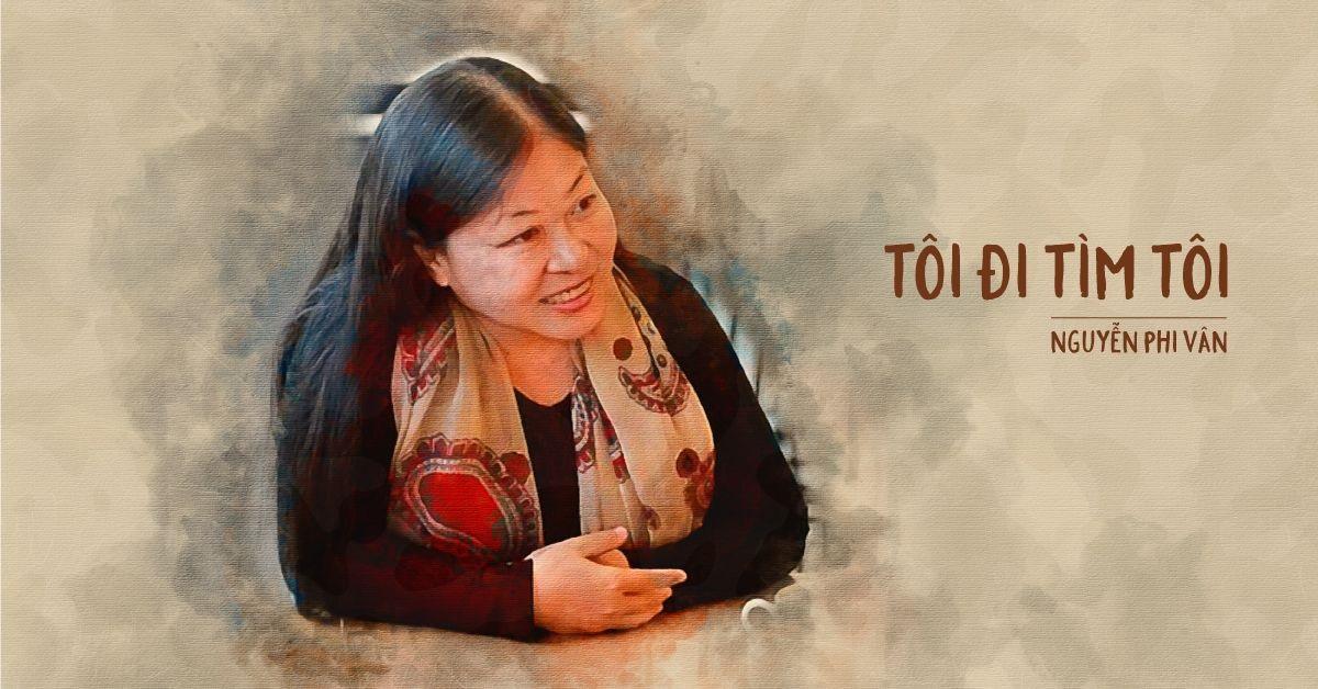 Review sách Tôi đi tìm tôi của tác giả Nguyễn Phi Vân