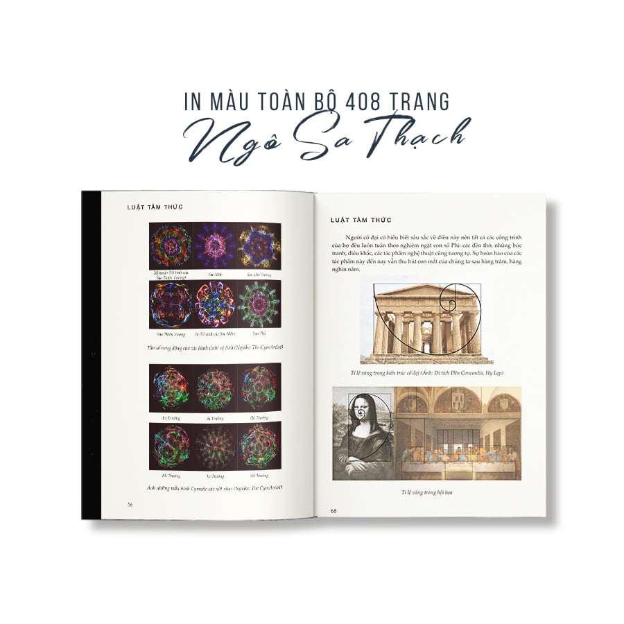 Ebook Đọc sách Luật tâm thức – Giải Mã Ma Trận Vũ Trụ online PDF