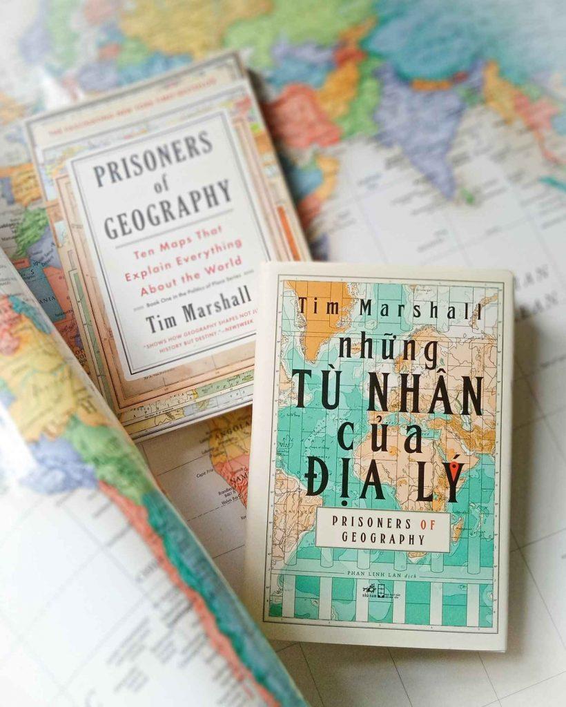 Review sách Những tù nhân của địa lý